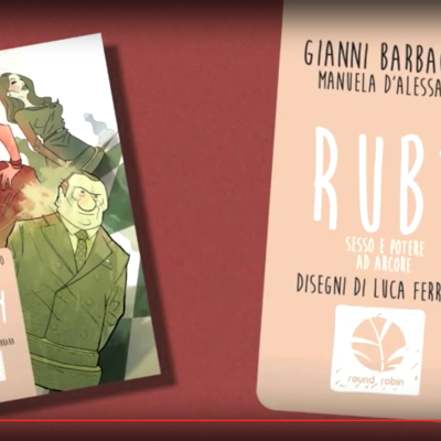 Ruby, la graphic novel