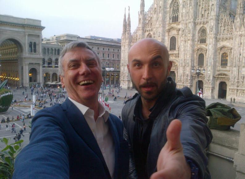 Milano, maggio 2015