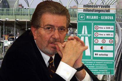 Penati condannato dalla Corte dei conti per la Milano-Genova