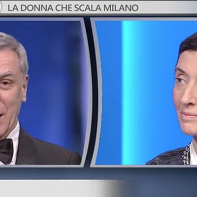 Otto e mezzo – La donna che scala Milano