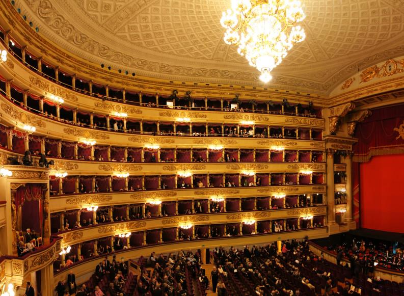 La Prima alla Scala. Boschi e rivoluzione