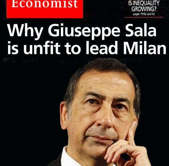 Perché Giuseppe Sala è inadatto a guidare Milano