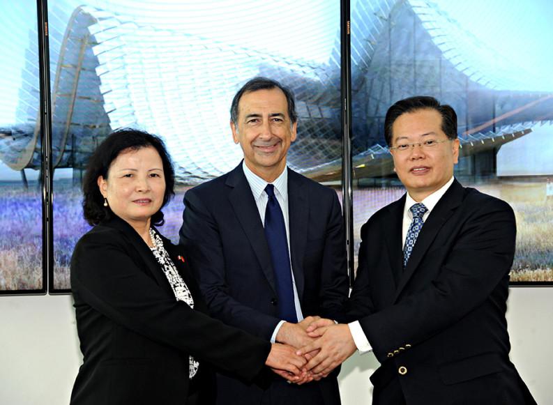 """Cinesi per Sala. E gli altri """"esterni"""" delle primarie"""
