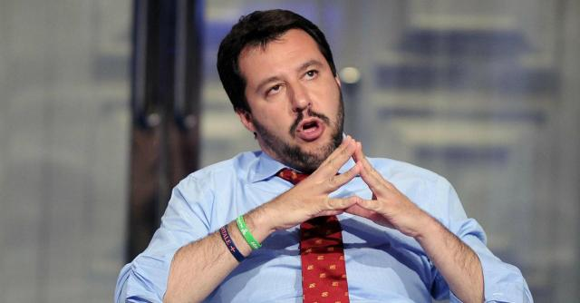 Salvini e il club del Cervello del Polipo