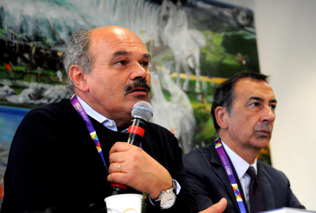Sala, rimpatriata elettorale con Farinetti