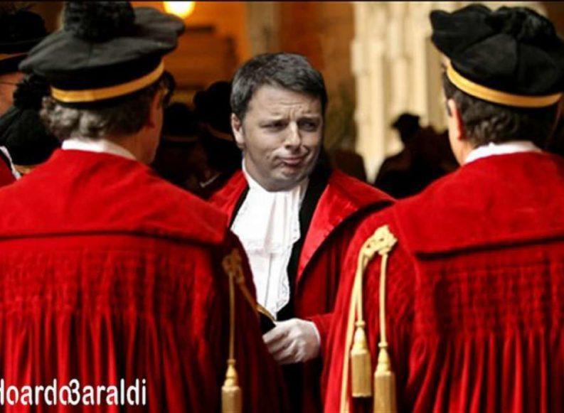 Il giudice non piace? Lo mando in pensione