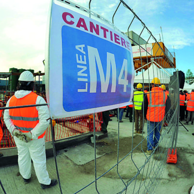 M4, il quarto affare dei furbetti delle grandi opere