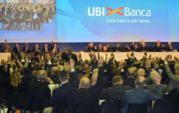 Bazoli-Zanetti, il patto segreto per controllare Ubi Banca