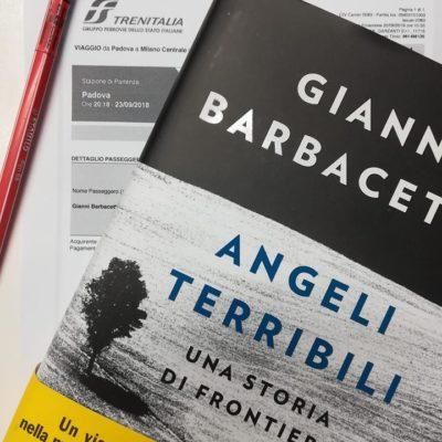"""Cruchi tour/Le presentazioni di """"Angeli terribili"""""""