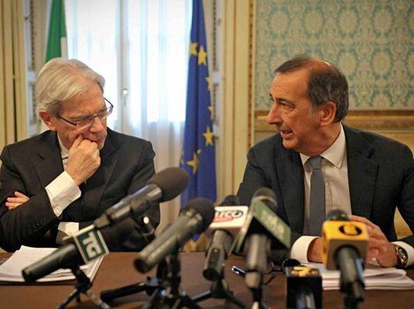 Sala trema: dove sono i soldi che Renzi gli aveva promesso?