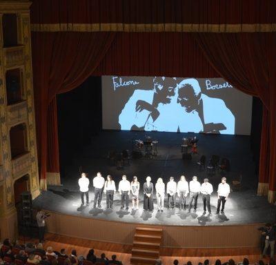 La mafia diventa teatro (civile)