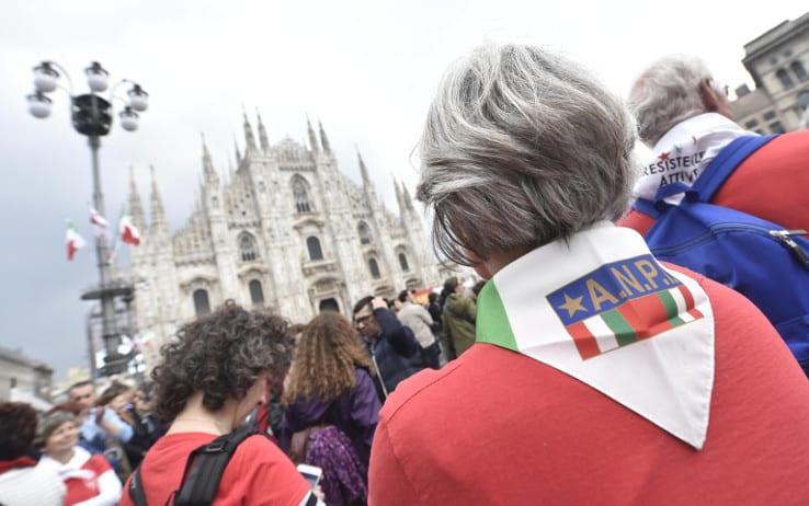 25 aprile a Milano, bravo Sala