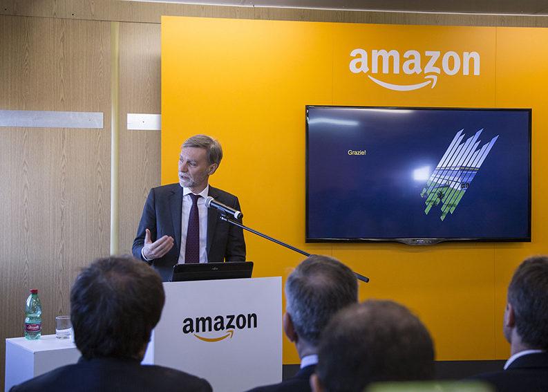 Anche Amazon sotto indagine per tasse non pagate in Italia