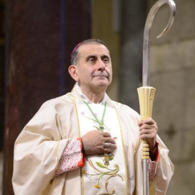 Arriva Delpini, il vescovo in bicicletta del dopo Scola