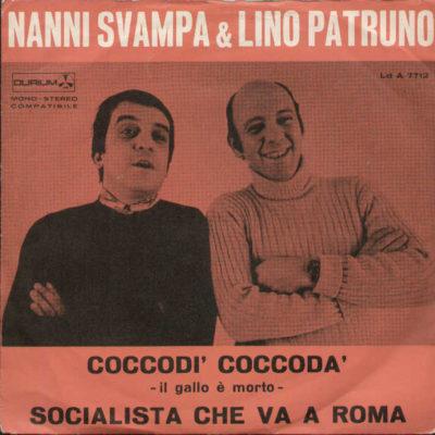 """Lino Patruno: """"Quando con Nanni Svampa abbiamo inventato il cabaret"""""""