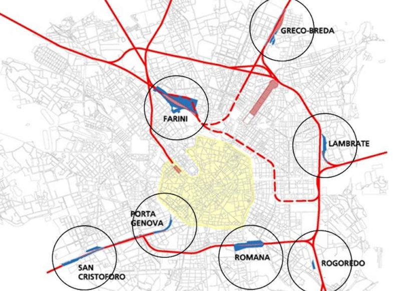 Milano, Scalo Farini: bisogna ricontare quanto verde sarà