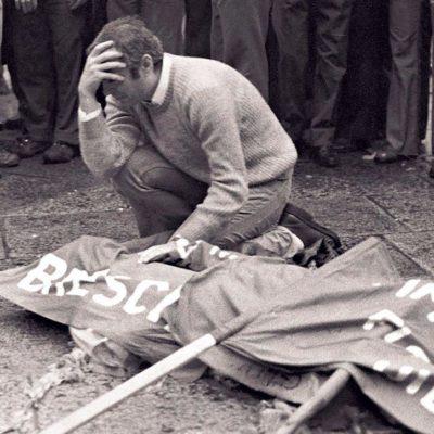 Torna Tramonte, il Giano bifronte: fascista e informatore dei Servizi