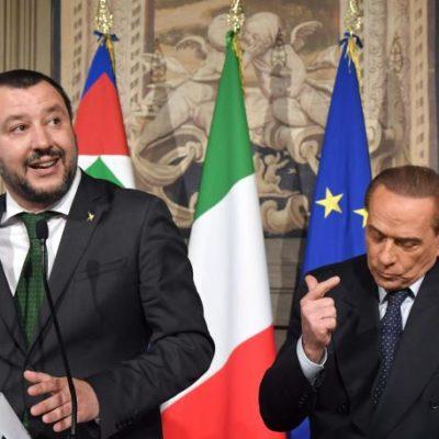 Il senso di Silvio per i dossier (ovvero come tenere a bada Salvini)