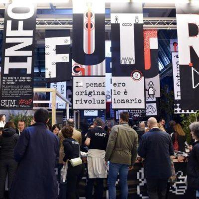 Sum#02. Sul palco il futuro-futuro, tutt'attorno il futuro del governo