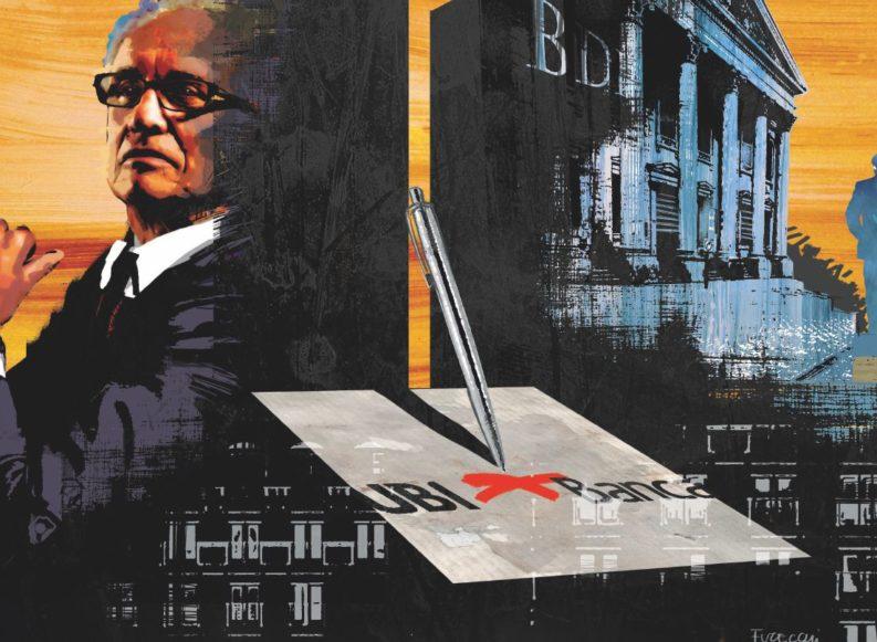 Ubi, a processo i vertici della terza banca italiana