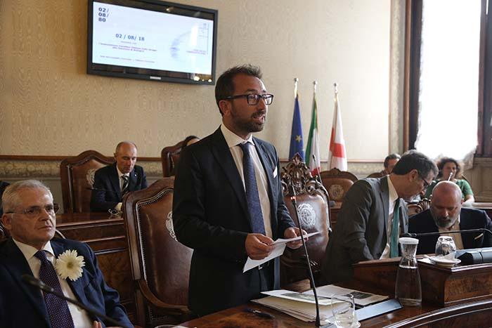 """Il ministro Bonafede promette: """"Sulle stragi basta segreti, apriremo davvero gli archivi"""""""