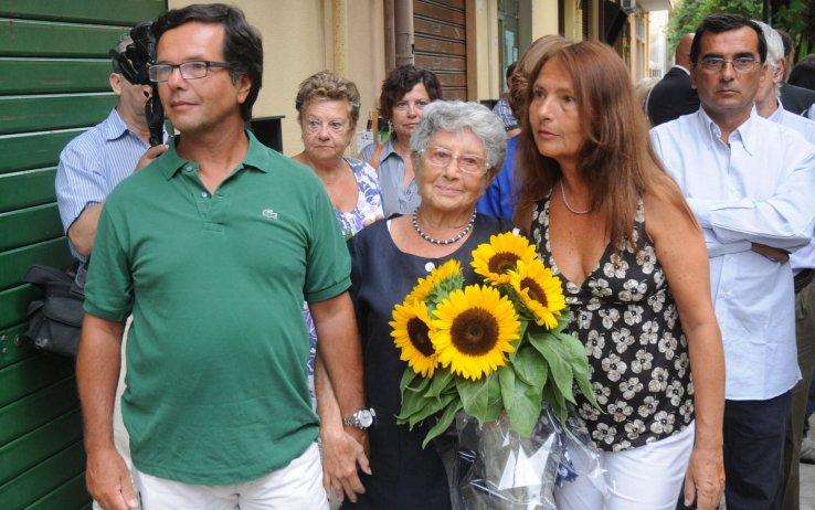 Pina Grassi, la faccia dolce dell'antimafia