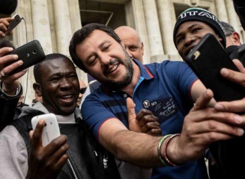 """Salvini avvisa i nigeriani della retata. Spataro: """"Rischio di danni alle indagini"""""""