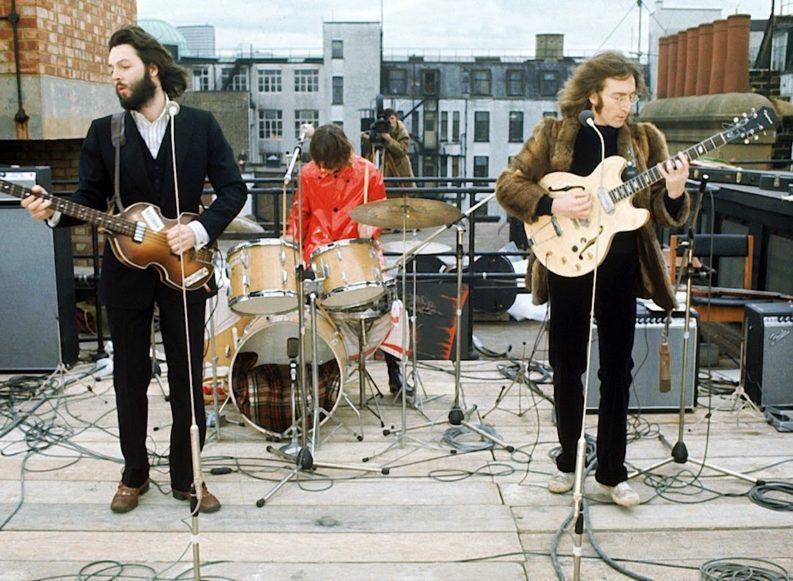 Sul tetto, 50 anni fa, l'ultimo concerto
