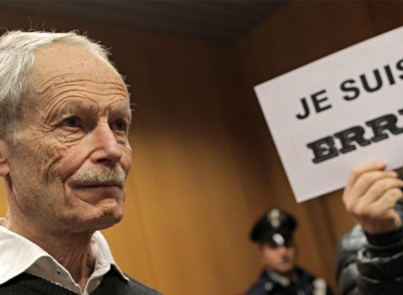 """Erri De Luca: """"Arrestano gli anarchici per criminalizzare la protesta"""""""