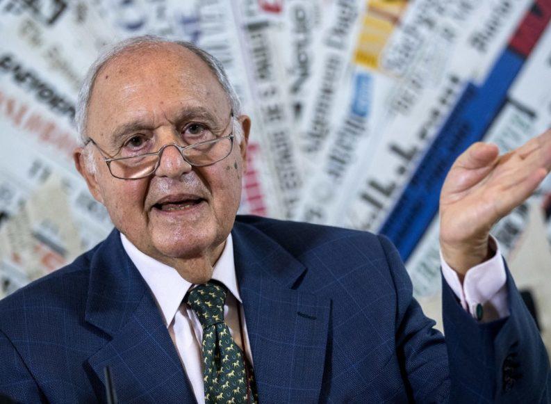 Paolo Savona. Tutte le ombre del candidato presidente Consob