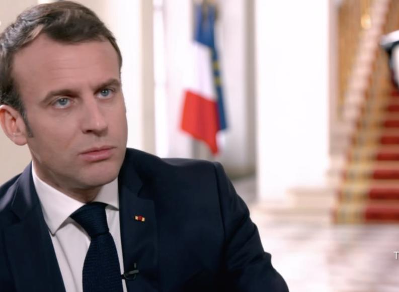 Tav. Macron: per la Torino-Lione molto amour, niente soldi