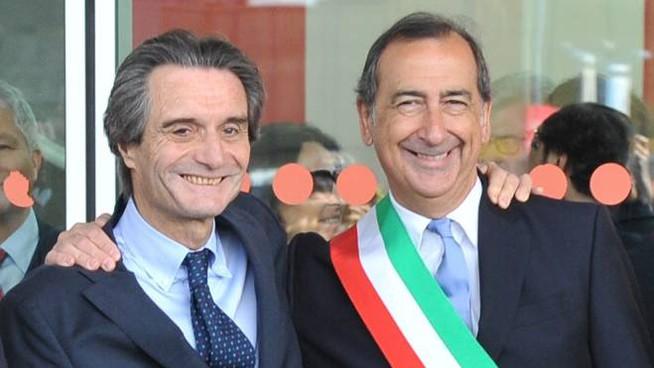 Coprifuochino, mentre Milano brucia