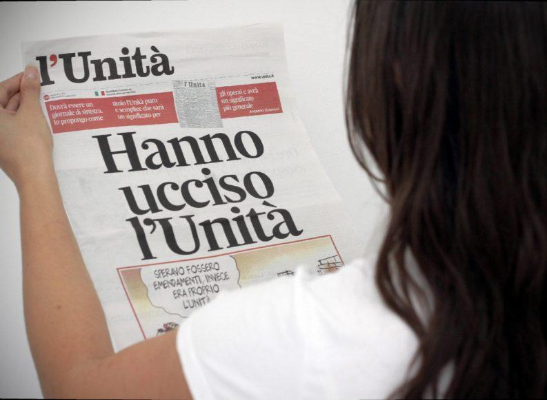 """Fallimento dell'Unità: """"Il pm non ha fatto indagini sul Pd"""""""