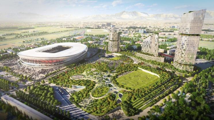 San Siro, uno stadio nuovo come scusa per costruire grattacieli