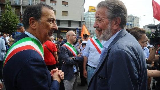 Ambrogino d'oro, dialogo in cielo tra i procuratori Borrelli e Mapelli
