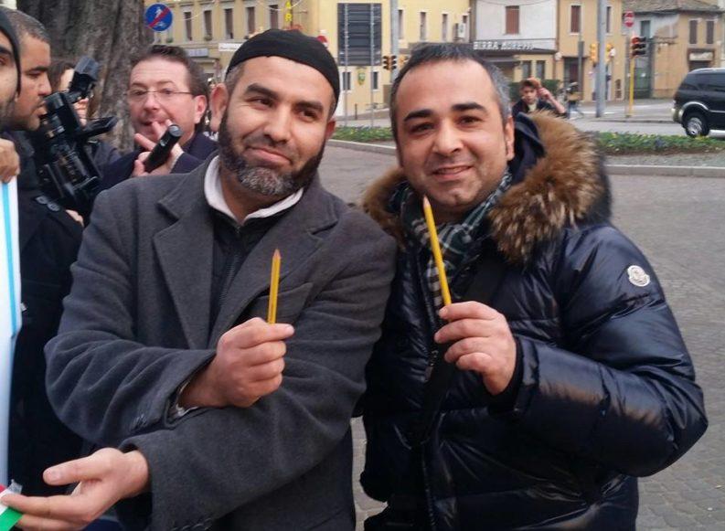Udine, aperitivo dadaista in moschea
