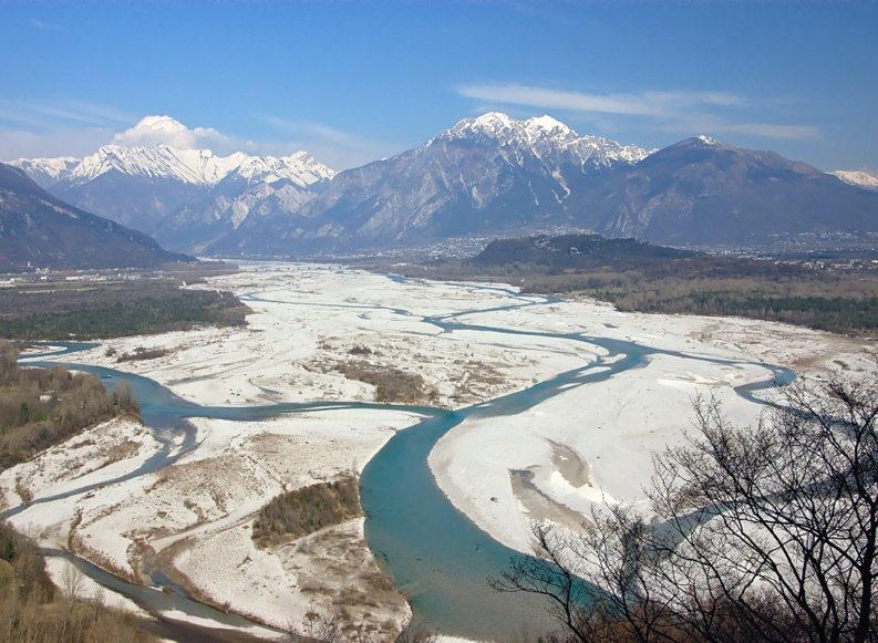 L'Unesco salvi il Tagliamento, ultimo fiume libero d'Europa