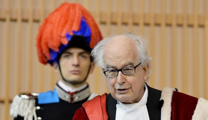 """Marcello Maddalena: """"La prescrizione è una patologia del processo"""""""