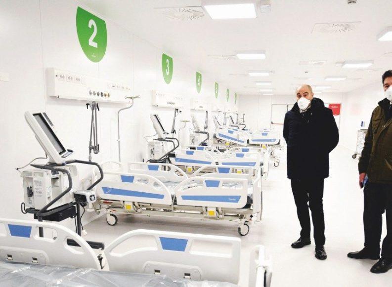 Ospedale in Fiera, i primi resoconti dei costi. E ora indaga la Procura