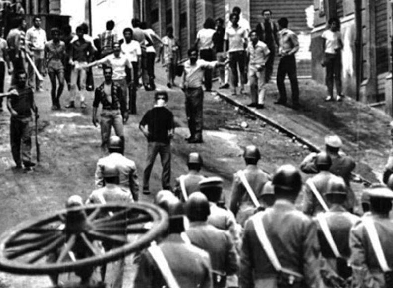 Boia chi molla. Che cosa c'era dietro la rivolta nera di 50 anni fa a Reggio