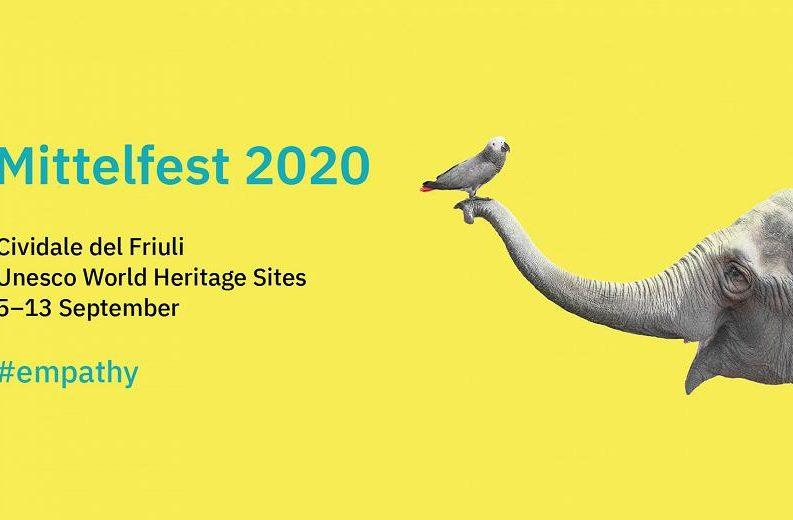 Non basta l'empatia a salvarci dal virus. Mittelfest 2020