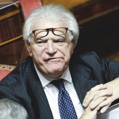 Verdini, il Mr. Wolf della politica italiana, da Silvio ai due Matteo