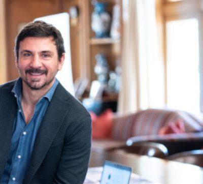 Mr. Baciperugina, favorito a diventare il candidato sindaco del centrodestra