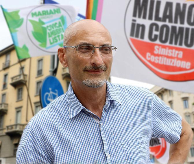 Milano, il candidato anti-Sala